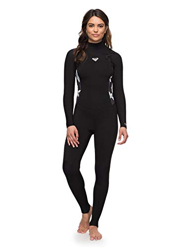 Roxy 4/3mm Syncro Series - Chest Zip GBS Wetsuit for Women - Frauen (4 Syncro 3 Neoprenanzug)