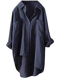 Suchergebnis auf für: Seersucker Bluse: Bekleidung