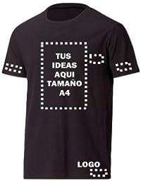 a6d6fd917f YISAMA Camisetas Personalizadas. Franelas para Restaurantes
