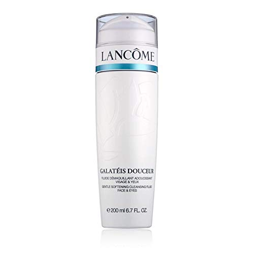 Lancome Galateis Douceur Gentle Softening Cleansing Fluid Face&Eyes Donna 200 ml