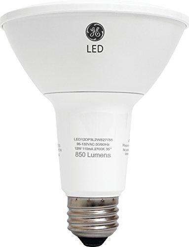 GE LIGHTING 26383Energy Smart LED 3.5-watt (40Watt Ersatz) 250-lumen PAR16Flutlicht Leuchtmittel mit Mittel Boden, hell weiß, 1er Pack -