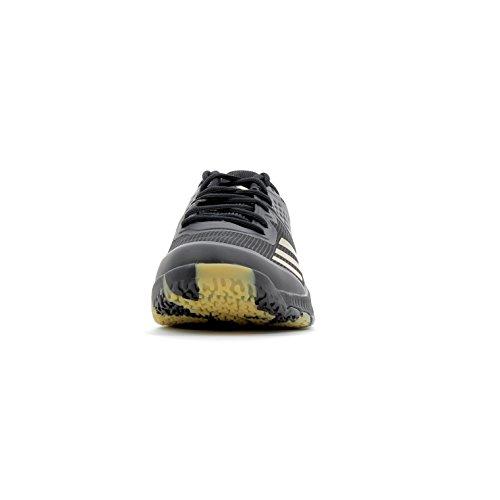 adidas Crazyflight Bounce, Chaussures de Volleyball Homme Multicolore (Negbas / Dormet / Ftwbla)