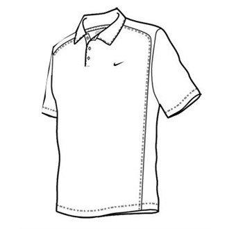 NIKE Sphere Dry Polo pour Homme Blanc blanc Medium