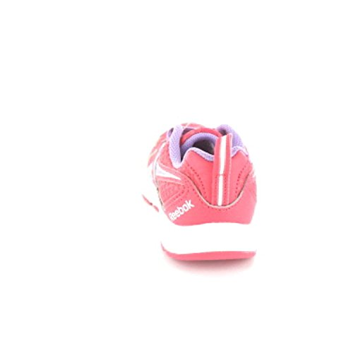 Reebok , Chaussures de course pour homme rose Multicolore - Multicolor (Fearless Pink / Smokey Violet / White)