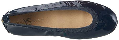 Yosi Samra Samara Flat Patent 2 W, Ballerine Donna blu (navy)