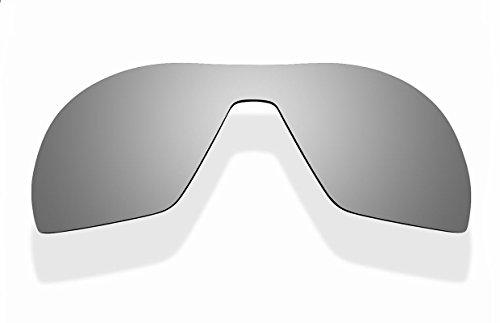 Sunnyblue2Titan Polarisierte Ersatz Gläser für Oakley Ableger Sonnenbrille