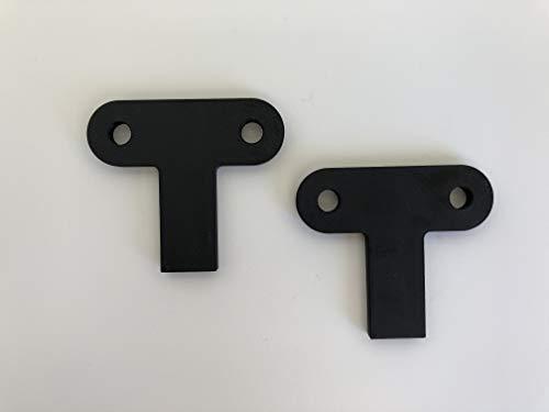 3d print IKEA GALANT 111315 Tischverlängerung T-Anschluss 2X