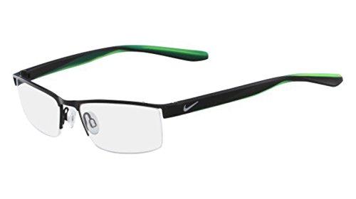 Nike Herren 8173 011 52 Brillengestelle, Black,