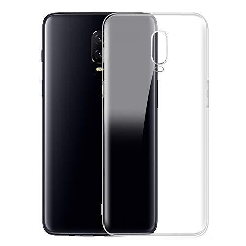 cookaR UIMIDIGI Z2/Z2 Pro hülle transparent Handyhülle, Ultra Dünn Soft Silikon Crystal Clear Schutzhülle für UIMIDIGI Z2/Z2 Pro case Cover. UIMIDIGI Z2/Z2 Pro case Cover(transparent)