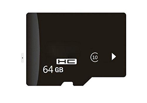 Generic 64GB memoria SD TF Card Clase 10Tarjeta