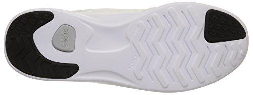 Globe Mahalo Lyte Unisex-Erwachsene Sneakers Weiß (11001 white)