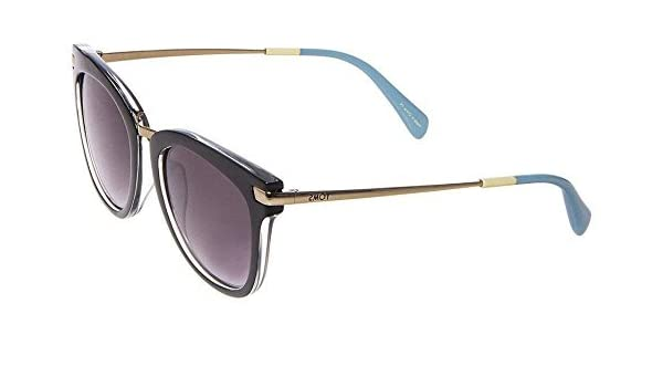 44d8bdcb5bbd TOMS 10002054 Women's Adeline Black Frame Purple Lens Oversized Sunglasses:  Amazon.co.uk: Clothing