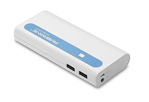 Ambrane Power Bank P-1310 White and Blue