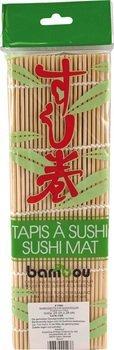 Sushimatte SUSHI - Matte - Bambus [24 x 24 cm] YOAXIA (Sushi Maker Set)