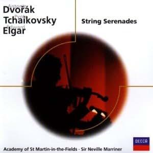 Dvorák / Elgar / Tchaikovsky: String Serenades