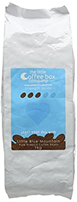 Blue Mountain Blend Coffee Beans 1kg - 100% Premium Arabica by The Little Coffee Box Company