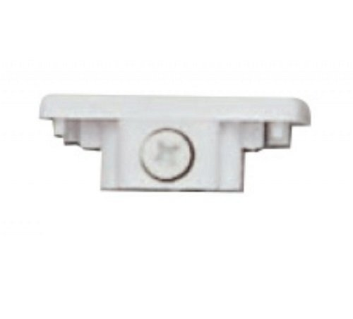 Emco Universal Single Circuit Sackgasse Netz Lampe Track Beleuchtung Weiß/Silber/Schwarz