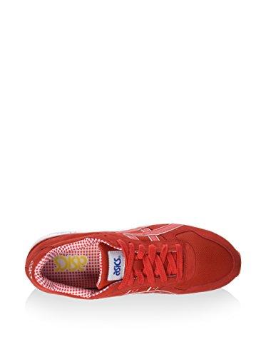 Asics GT-II, Scarpe sportive, Unisex-adulto Rosso