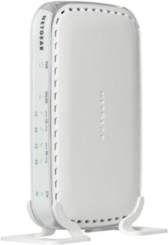 Netgear CMD31T modem - Modems (150 Mbit/s, 150 Mbit/s, IPv6, Gigabit Ethernet, TCP/IP, Cable Broadband Internet, 175 x 114 x 30 mm)
