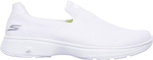 Skechers Herren Go Walk 4 Sneakers Weiß
