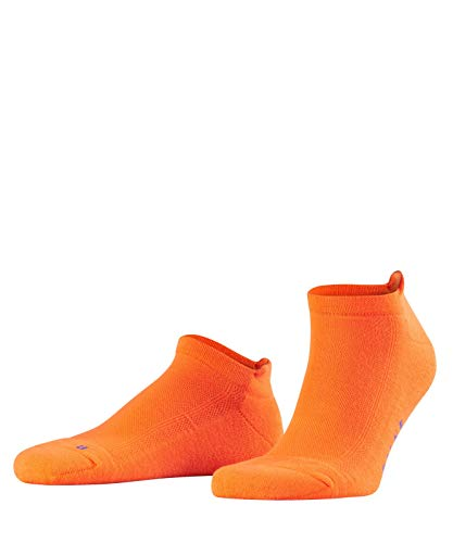 FALKE Unisex Cool Kick Sneaker U SN Sneakersocken, Orange (Flash Orange 8034), 42-43