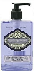AAA Aroma Lavender & Chamomile Hand Wash 500ml by Aromas Artisanales de Antigua