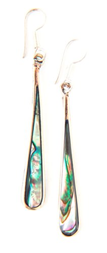 tumi-abalone-shell-earrings-christmas-gift-pretty-pink-green-shell-free-uk-delivery