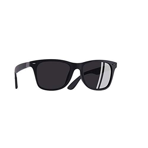 Sport-Sonnenbrillen, Vintage Sonnenbrillen, Classic Polarized Sunglasses Men Women Driving Square Frame Sun Glasses Male Goggle UV400 Gafas De Sol Oculos Multi XW-2