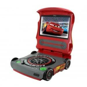 disney cars lecteur dvd portable high tech. Black Bedroom Furniture Sets. Home Design Ideas