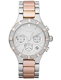 DKNY Chronograph Silver Dial Women's Watch - NY8509