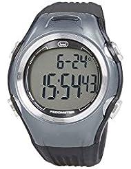 Trevi SF1203D Sportuhr mit Schrittzähler, Kalorien Schritt Zählen und Distanz Tracker