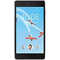 "Lenovo TAB 7 Essential- Tablet de 7"" IPS (Procesador Quad-core MTK, RAM de 1GB, memoria interna de 8GB de eMMC, Camara de 2MP, Sistema Operativo Android 7.1, WiFi + Bluetooth 4.0) color negro"