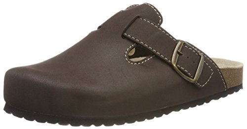 Supersoft Herren 176 002 Pantoffeln, Braun (Brown), 41 EU