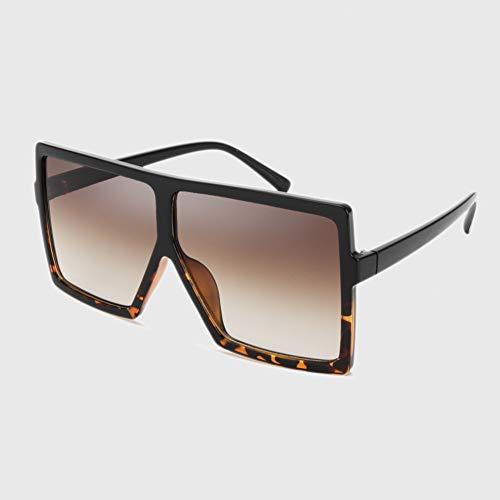 YOGER Sonnenbrillen Übergroße Quadratische Sonnenbrille Frauen Flat Top Mode Großhandel Sonnenbrillen Männlich Unisex Acetat Eyewear Uv400