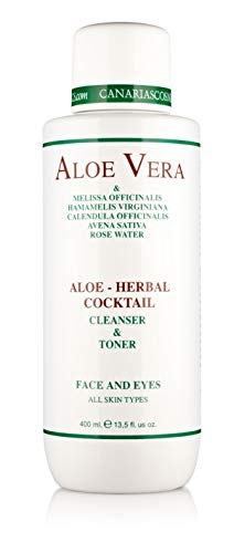 Canarias Cosmetics Aloe Herbal Cocktail 1er Pack