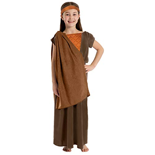 Girl The Kostüm Crow - Gudrun Viking girl costume