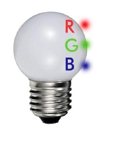 Deco LED PingBall RGB 0,5 Watt E27 für Lichterketten