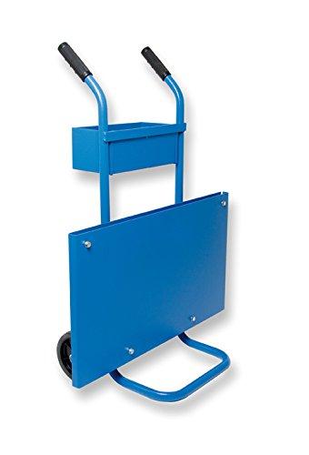 Abrollwagen für Verpackungsstahlband Scheibenwicklung 13-32 mm Breite ** Verpackungseinheit: 1 Stück **