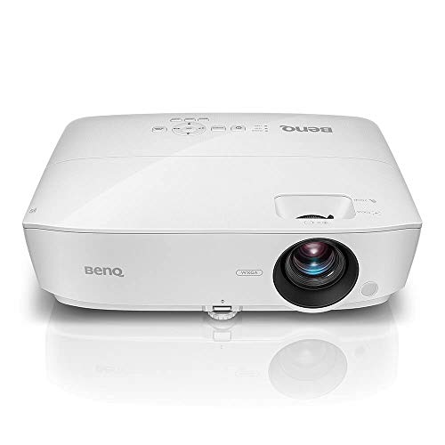 "Benq MW535 Video - Proyector (3600 lúmenes ANSI, DLP, WXGA (1280x800), 16:10, 762 - 7620 mm (30 - 300""), 15000:1)"
