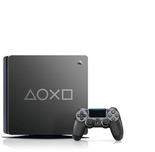 Consola PlayStation 4 de 1TB Edición Days of Play (reserva con precio mínimo garantizado) 🎮