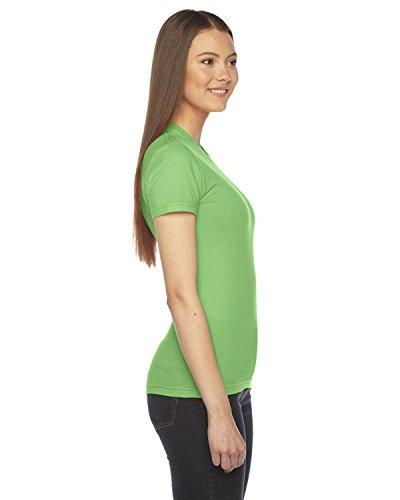 American Apparel Damen Shirt Grass