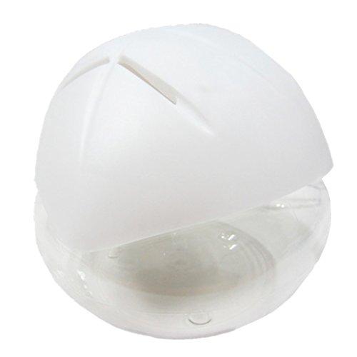 Homyl 1000ml Aroma Luftreiniger Luftbefeuchter Lufterfrischer Aromaöl Diffuser, Mini Pilz-Form (ohne Beleuchtung ) - Weiß