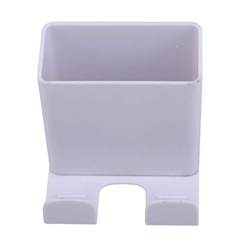 119 Wand (WEILYDF Mini-Aufbewahrungsbox Einfache Klassische Handyhalter-Aufbewahrungsbox aus Kunststoff mit Haken)