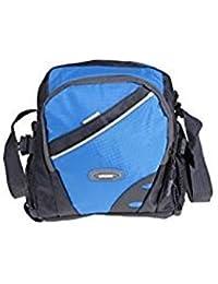 Tradico® Outdoor Men Sports Bag Shoulder Bag Travel Versatile Messenger Bags(Blue)