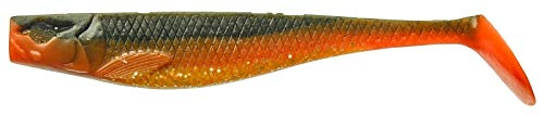 Illex - Dexter Shad 250 Uv Pack Hot Orange - 37406