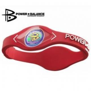 Power Balance Performance Technology Bracelet in (Red/White Lettering) Size: Extra Small by Click 2 Go