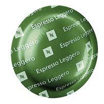 Nespresso Pro Kapseln Pads - 50x Espresso Leggero - Original - für Nespresso Pro Systeme