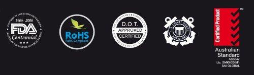 Digitaler Alkoholtester ACE AL6000 Professional mit Wechselsensor - 4