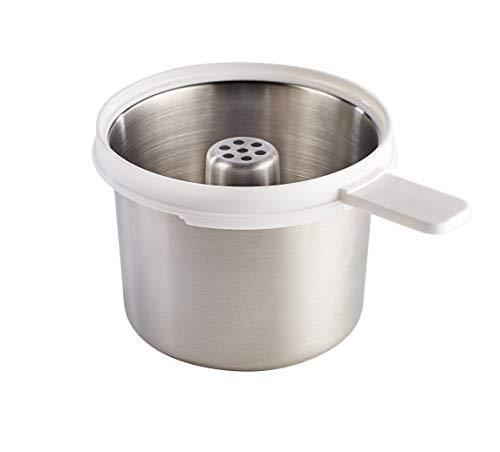 Beaba 912682 Béaba - Cocedor de arroz para pasta, color blanco