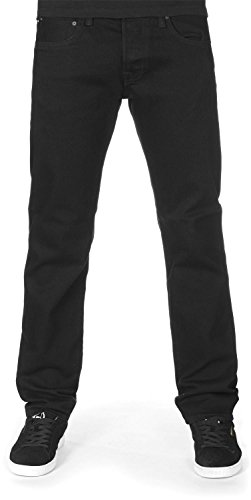 edwin ed 55 Edwin ED-55 CS White Listed Black Selvage Jeans rinsed